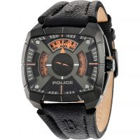Hommes Police G Force Montre