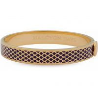 Ladies Halcyon Days Gold Plated Salamander Bangle 201/DH001