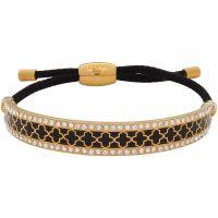 Damen Halcyon Days vergoldet Agama Sparkle Armband