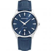 Herren Rodania Swiss Zermatt Gents strap Watch RS2514129