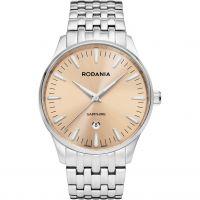 Herren Rodania Swiss Zermatt Herren Armband Uhr
