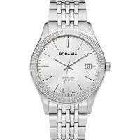 Herren Rodania Swiss Antarctic Gents Bracelet Watch RS2514640