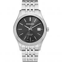 Herren Rodania Swiss Antarctic Gents Bracelet Watch RS2514646