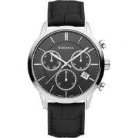 Herren Rodania Swiss Ontario Herren strap Chronograf Uhren