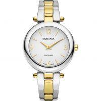 Damen Rodania Swiss Moderna Damen Armband Uhr