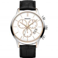 homme Rodania Oxford Gents strap Chronograph Watch RF2610823