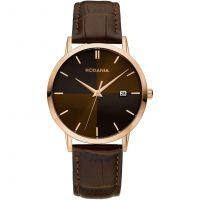 Herren Rodania Valetta Herren strap Uhr