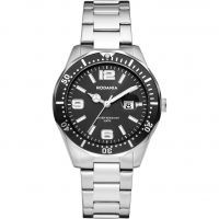 Mens Rodania Dive Gents Bracelet Watch