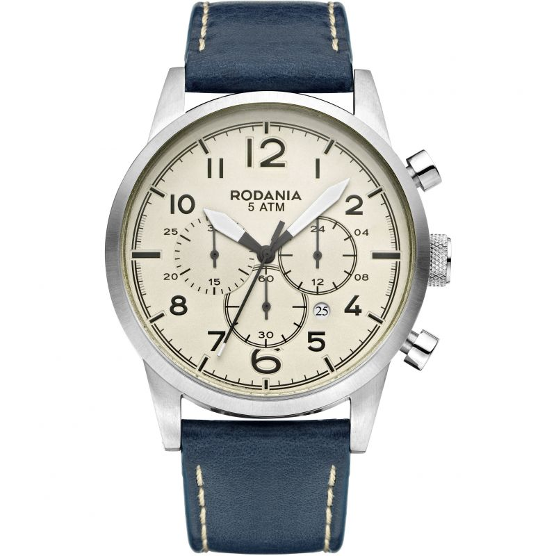 Mens Rodania Coast Gents strap Watch RF2627921