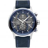 homme Rodania Drive Gents strap Chronograph Watch RF2622229