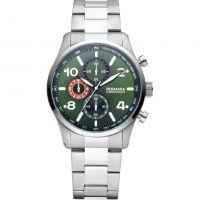 Herren Rodania Motola Herren Armband Chronograf Uhr
