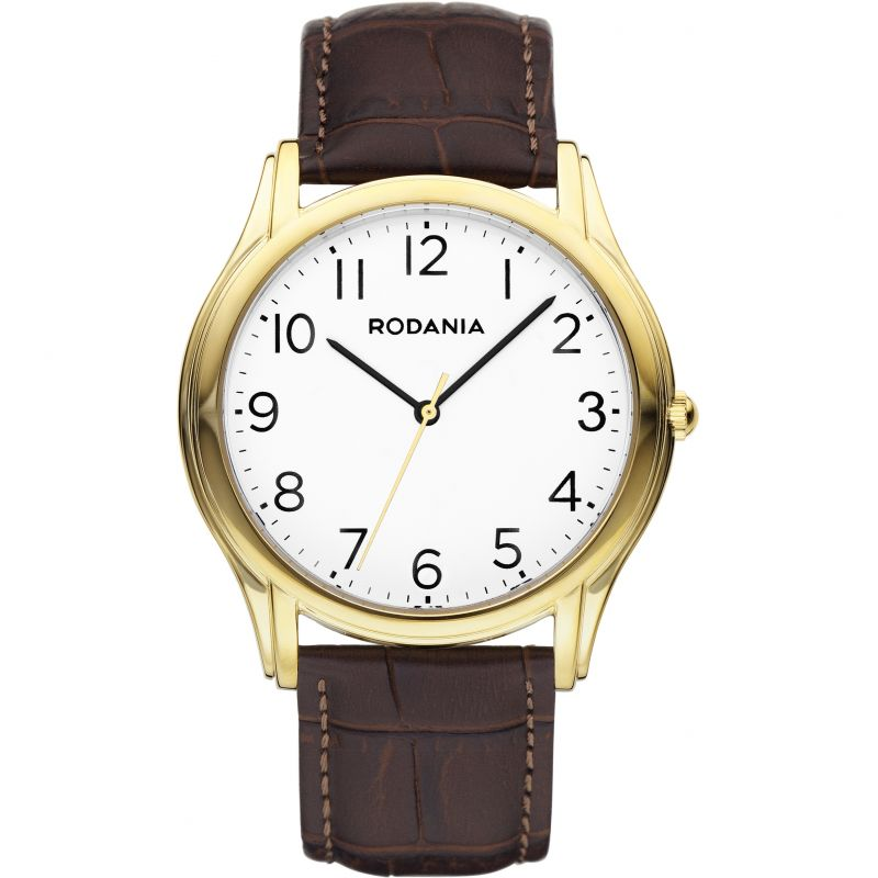 Mens Rodania Voltaire Gents strap Watch RF2629331