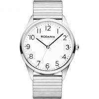 Herren Rodania Newton Herren Armband Uhr