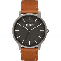 Zegarek uniwersalny Nixon The Porter Leather A1058-2494