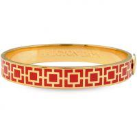 Damen Halcyon Days vergoldet Mosaic Armreif
