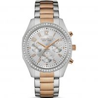 femme Caravelle New York Melissa Chronograph Watch 45L148