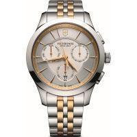 Herren Victorinox Schweizer Militär Alliance Chronograf Uhr