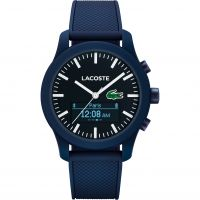 homme Lacoste 12.12 Contact Bluetooth Hybrid Smartwatch Watch 2010882