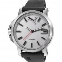homme Puma PU10294 ULTRASIZE 50 - silver white Watch PU102941007