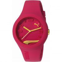 Herren Puma PU10300 FORM - raspberry gold Watch PU103001015