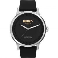 Herren Puma PU10410 SUEDE - black Watch PU104101002