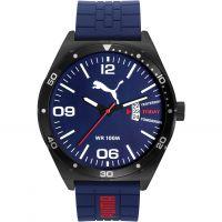 homme Puma PU10415 DAY ESSENTIAL - navy black Watch PU104151003