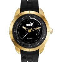 homme Puma PU10419 MODERN MOTORSPORT - gold black Watch PU104191001