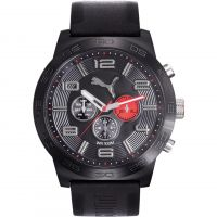 Orologio da Uomo Puma PU10422 DEFINITION - black red PU104221001