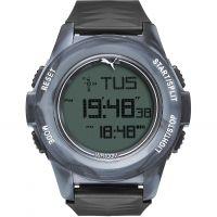 Herren Puma PU91116 VERTICAL - camo black grey Wecker Chronograf Uhr