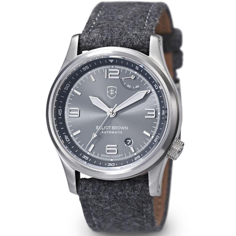 Herren Elliot Brown The Tyneham Watch 305-002-F01