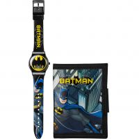 Childrens Character Batman Set Watch