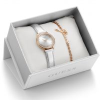 Damen Guess Geschenk-Set Uhr