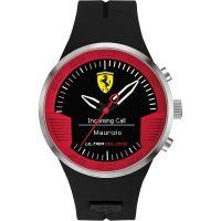 Herren Scuderia Ferrari Wecker Uhr