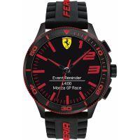Herren Scuderia Ferrari Alarm Watch 0830375