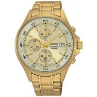 Hommes Seiko Sports Chronographe Montre
