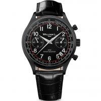 Mens William L 1985 Vintage Chrono Chronograph Watch