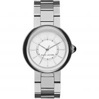 Marc Jacobs Courtney Damklocka Silver MJ3464