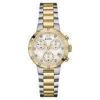 Damen Bulova Diamant Galerie Chronograf Diamant Uhr