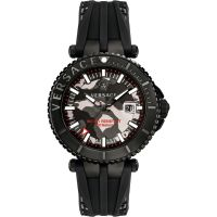 Herren Versace V-Race Diver Watch VAK050016
