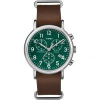 Mens Timex Weekender Chronograph Watch