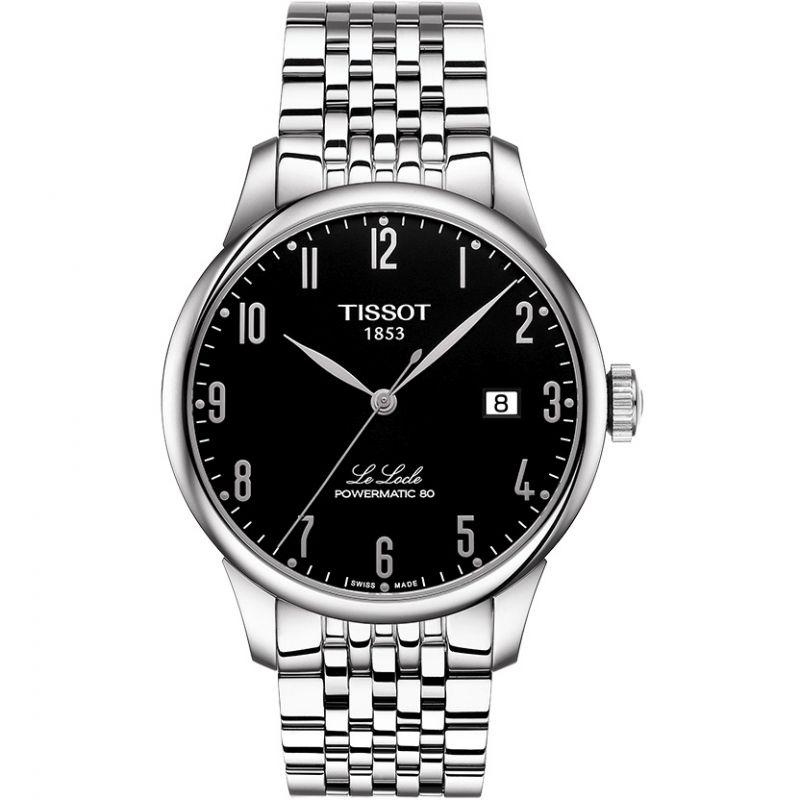 Herren Tissot Le Locle Powermatic 80 Watch T0064071105200