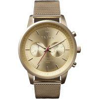 Herren Triwa Gold Nevil 2.0 Chronograf Uhren