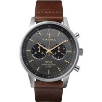 Herren Triwa Smoky Nevil Chronograf Uhren