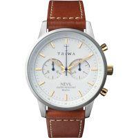 homme Triwa Snow Nevil Chronograph Watch NEST115-SC010215