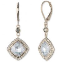 Ladies Judith Jack Base metal Crystal Earrings 60434334-887