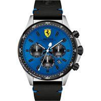 Herren Scuderia Ferrari Pilota Chronograf Uhr