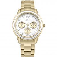 Ladies Lipsy Watch SLP006GM
