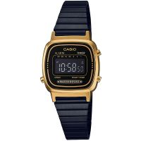 Unisex Casio Classic Collection Alarm Chronograph Watch LA670WEGB-1BEF