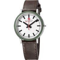 unisexe Mondaine SBB Swiss Railways Stop2Go Gottardo2016 Limited Edition Watch A950030363HSET