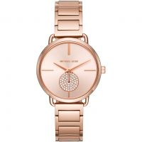 Michael Kors Portia Dameshorloge Rose MK3640